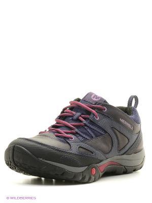 Ботинки MERRELL. Цвет: сливовый