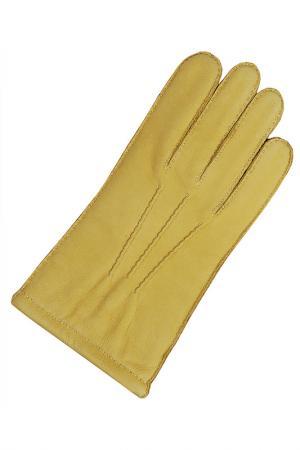 Перчатки Esmee. Цвет: бежевый