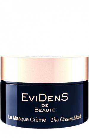 Крем-маска для сухой, обезвоженной и поврежденной кожи EviDenS de Beaute. Цвет: бесцветный