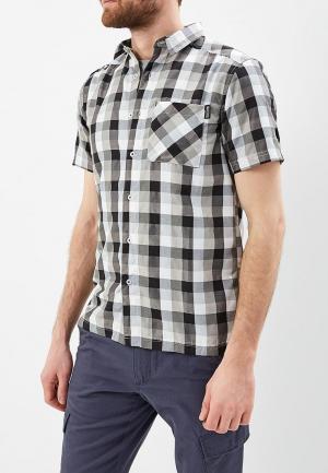 Рубашка Regatta. Цвет: серый