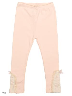 Леггинсы Kidly. Цвет: бледно-розовый
