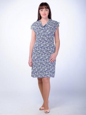 Платье Begood. Цвет: синий