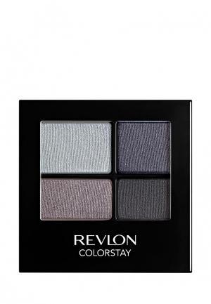 Тени для век Revlon. Цвет: разноцветный