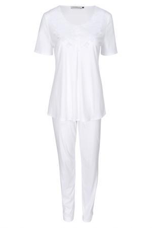 Pajamas Feraud. Цвет: white