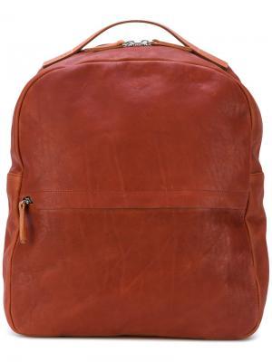 Рюкзак Sandy Ally Capellino. Цвет: коричневый