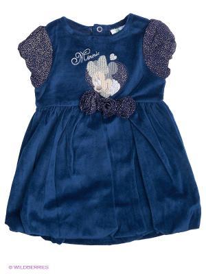 Платье Sun City. Цвет: темно-синий