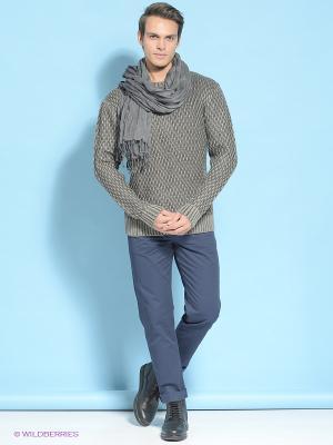 Пуловер E-Bound by Earth Bound. Цвет: серый