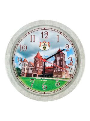Часы Замок Miolla. Цвет: индиго
