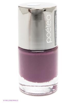 Лак для ногтей POETEA матовый, тон 35 POETEQ. Цвет: фиолетовый