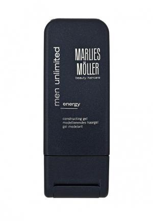 Гель для укладки Marlies Moller. Цвет: белый