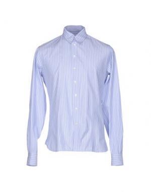 Pубашка EAST HARBOUR SURPLUS. Цвет: небесно-голубой