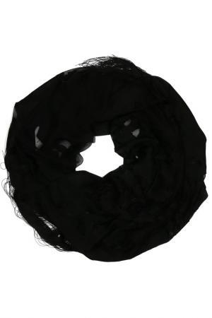 Шарф Elie Saab. Цвет: black
