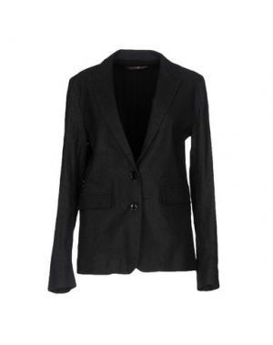 Пиджак NELL&ME. Цвет: стальной серый