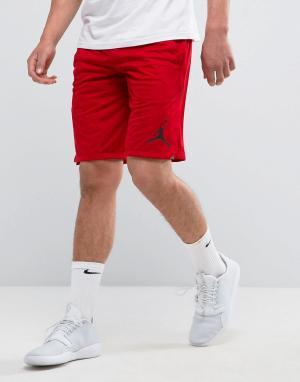 Jordan Красные шорты Nike 23 Alpha 849143-687. Цвет: красный