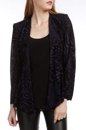 Жакет Georgede. Цвет: black and purple