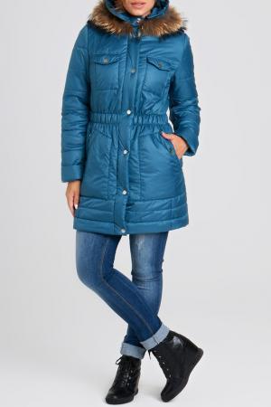 Куртка Modress. Цвет: северное море