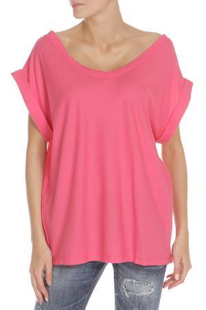 Блузка Marni. Цвет: розовый