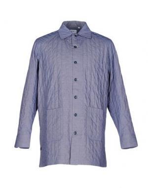 Pубашка CAMO. Цвет: темно-синий