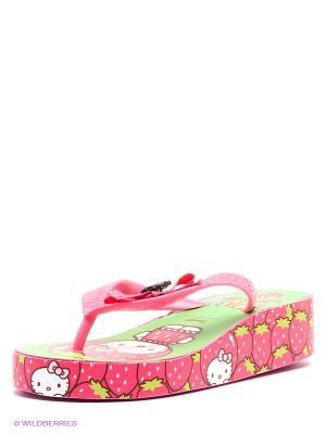 Пантолеты Kakadu. Цвет: розовый