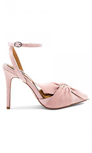 Обувь на каблуке union JAGGAR. Цвет: румянец