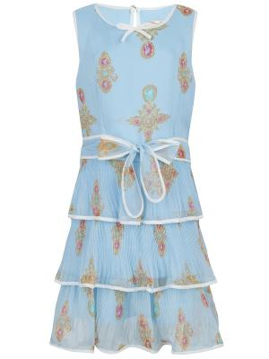 Платье, Devia, цвет голубой (Aloha Diamonds) SUPERTRASH