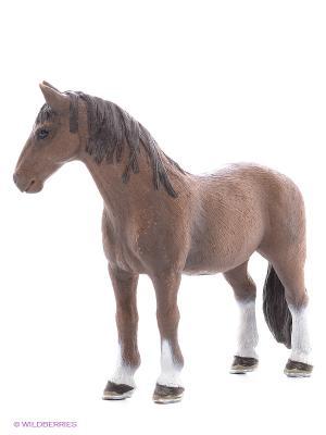 Тенессийская лошадь SCHLEICH. Цвет: коричневый