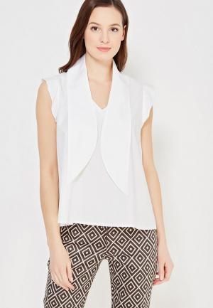 Блуза DuckyStyle. Цвет: белый