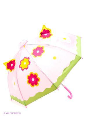 Зонт Mary Poppins. Цвет: розовый
