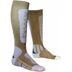 Термо-Носки X-Socks. Цвет: gold/white