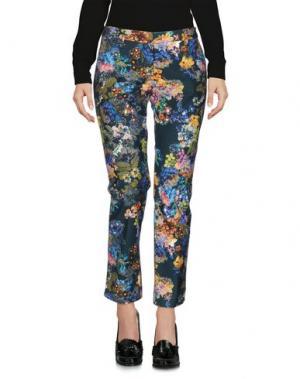 Повседневные брюки TRĒS CHIC S.A.R.T.O.R.I.A.L. Цвет: темно-зеленый
