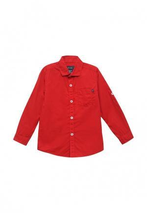 Рубашка LC Waikiki. Цвет: красный