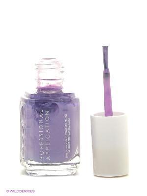 Лак для ногтей 840 ПОЛНЫЙ ВПЕРЕД! FULL STEAM AHEAD Essie Professional. Цвет: сиреневый