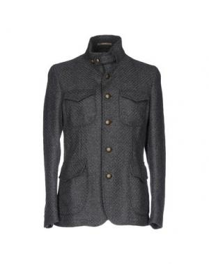 Куртка PAOLONI. Цвет: серый