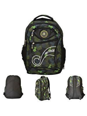 Рюкзак ACTION Action!. Цвет: зеленый, черный