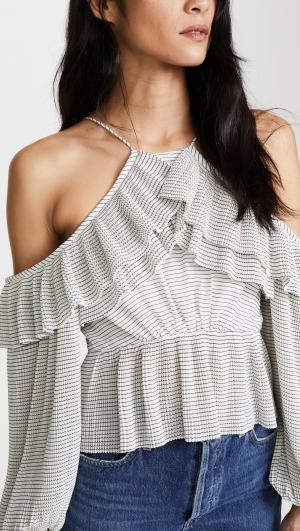 Keppel Pleat Top Acler