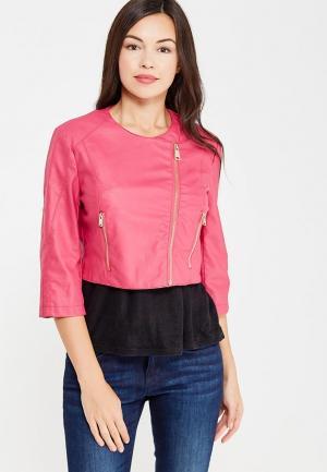 Куртка Motivi. Цвет: розовый