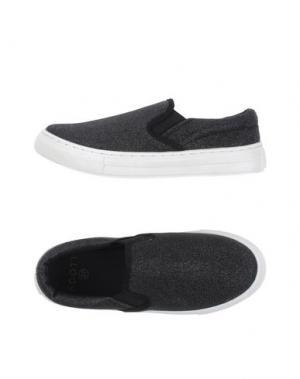 Низкие кеды и кроссовки SCOTT. Цвет: черный