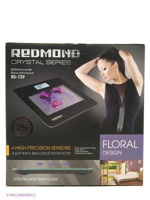 Весы напольные Redmond RS-729, черный. Цвет: черный
