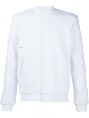 Куртка на пуговицах  x Freddy Tuppen Rochambeau. Цвет: белый