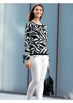 Пуловер PATRIZIA DINI by Heine. Цвет: разноцветный