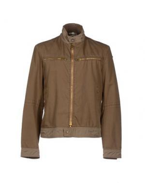 Куртка HISTORIC RESEARCH. Цвет: хаки