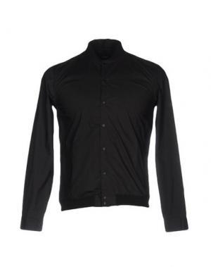Куртка DAVID NAMAN. Цвет: черный