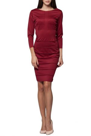 Dress JOELLE YOUNG JO'ELLE. Цвет: bordeux