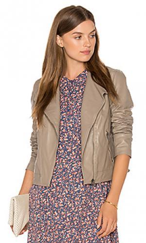 Куртка feeny BB Dakota. Цвет: серо-коричневый