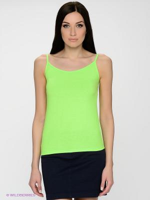 Топ T&M. Цвет: светло-зеленый