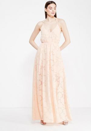Платье LOST INK. Цвет: оранжевый