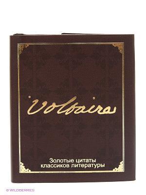 Золотые цитаты классиков литературы..Ф.-М. Вольтер. Феникс. Цвет: белый