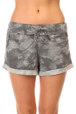 Шорты пляжные женские  Palm Beach Shorts Sport Grey CajuBrasil. Цвет: серый