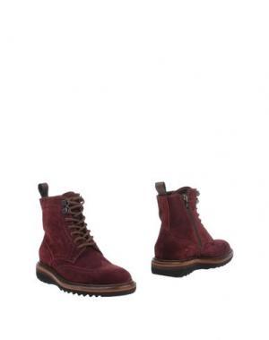 Полусапоги и высокие ботинки BLU|BARRETT BY BARRETT. Цвет: пурпурный
