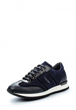 Кроссовки Calvin Klein Collection. Цвет: синий